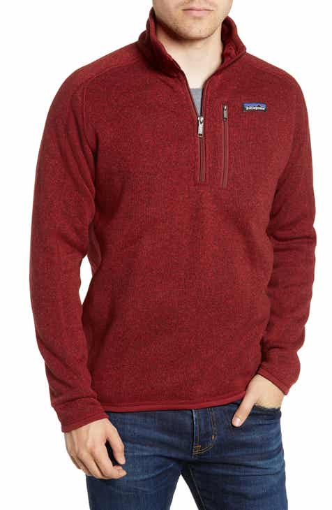Patagonia Better Sweater Quarter Zip Pullover f20f30c4c