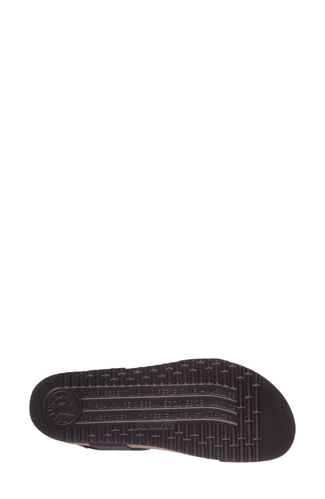 Alternate Image 4  - Mephisto 'Honoria' Nubuck Leather Sandal (Women)