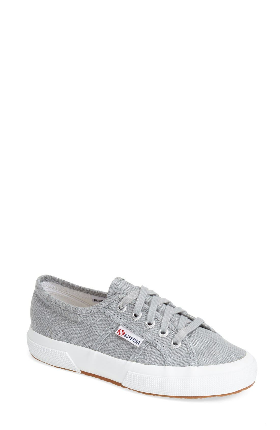 Alternate Image 1 Selected - Superga 'Linu' Linen Sneaker (Women)