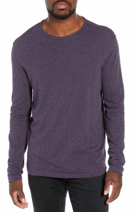 62ed1c6e Purple Crewneck T-Shirts for Men: Long & Short Sleeves | Nordstrom