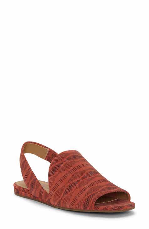 1f9ef365c18d7f Lucky Brand Georgeta Slingback Flat Sandal (Women)
