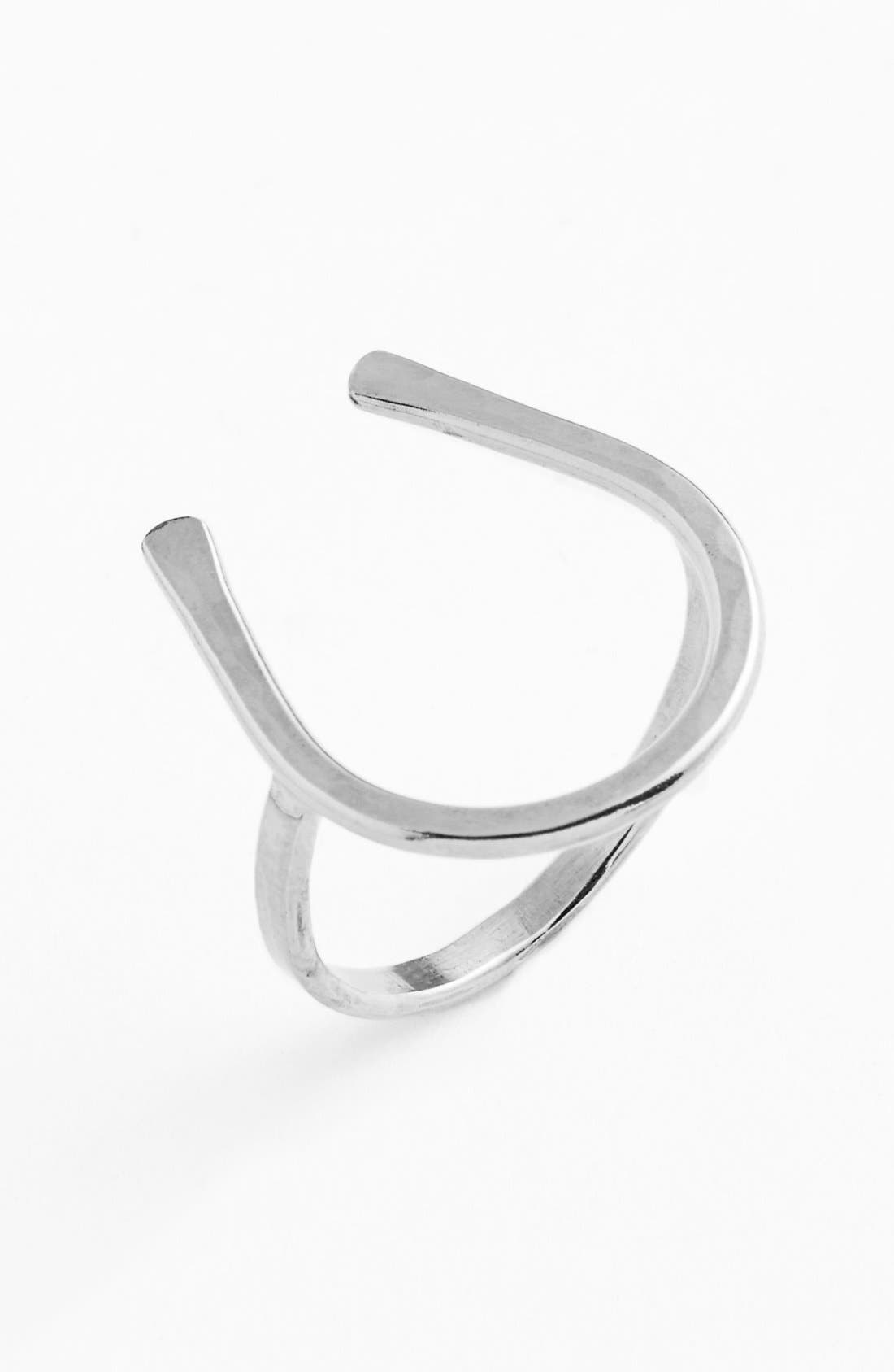 Alternate Image 1 Selected - Ija Horseshoe Ring