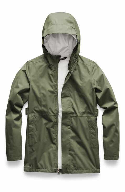 e45637f069 The North Face Laney Rain Jacket (Big Girls)