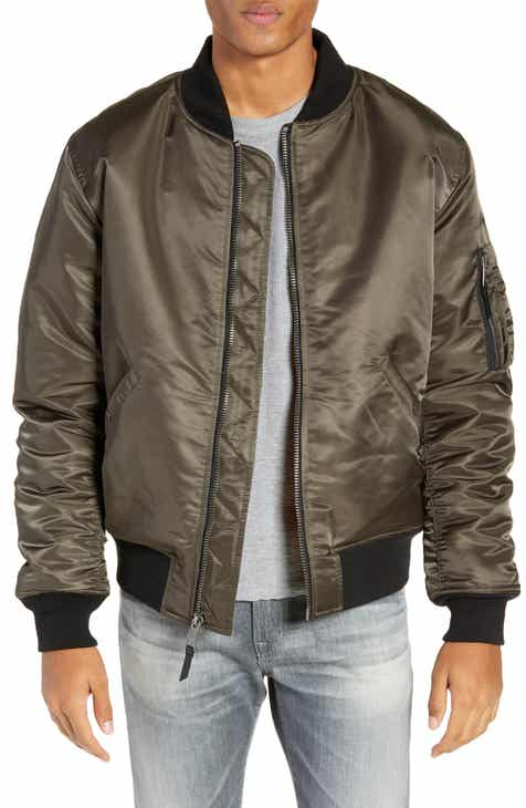 Schott NYC MA-1 Flight Jacket 8eae487d201