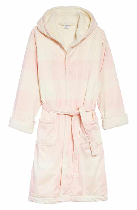 Tucker + Tate Plush Lined Robe (Toddler Girls e03198a2f