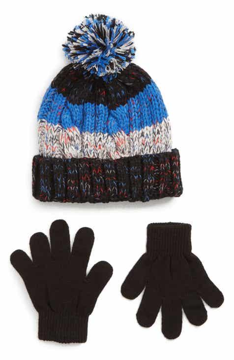 a736af67e654b Capelli New York Space Dyed Hat   Gloves Set (Big Boys)