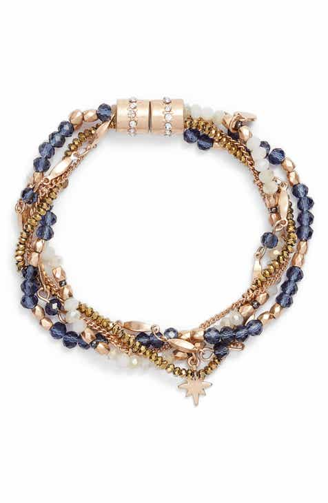 Treasure Bond Layered Charm Bracelet