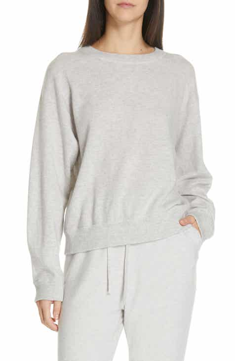 Vince Boxy Cashmere Sweater by VINCE