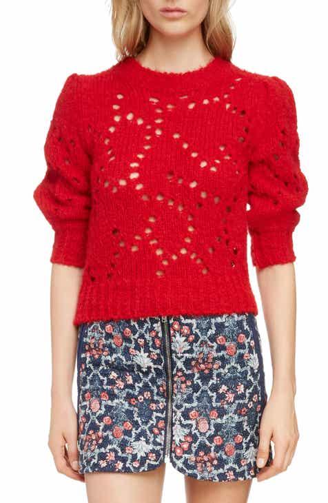 b8695f611d0 Isabel Marant Étoile Sinead Pointelle Sweater