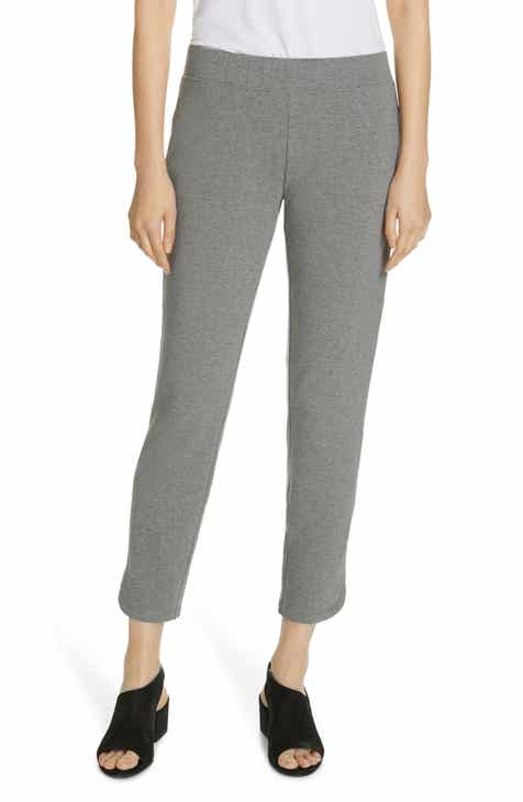 79343120370a Eileen Fisher Slim Ankle Pants