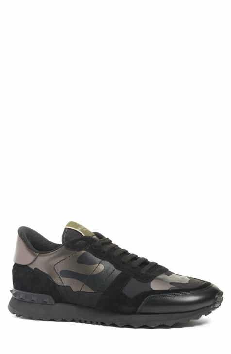 0efc8c68fe8d VALENTINO GARAVANI Camo Rockrunner Sneaker (Men)