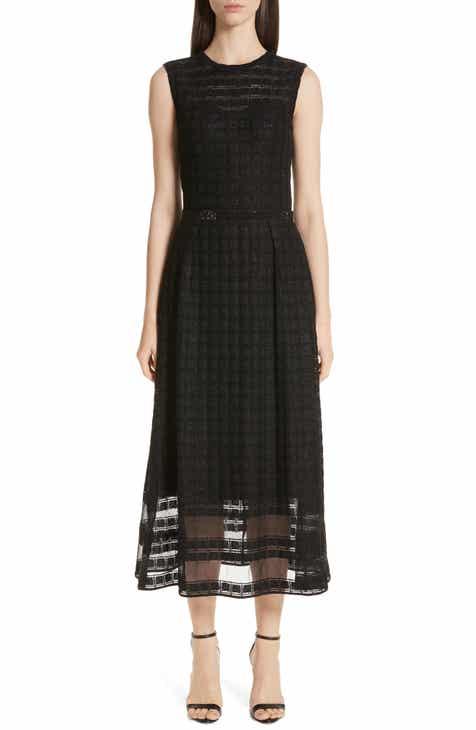 St. John Collection Addison Knit Midi Dress by ST. JOHN COLLECTION