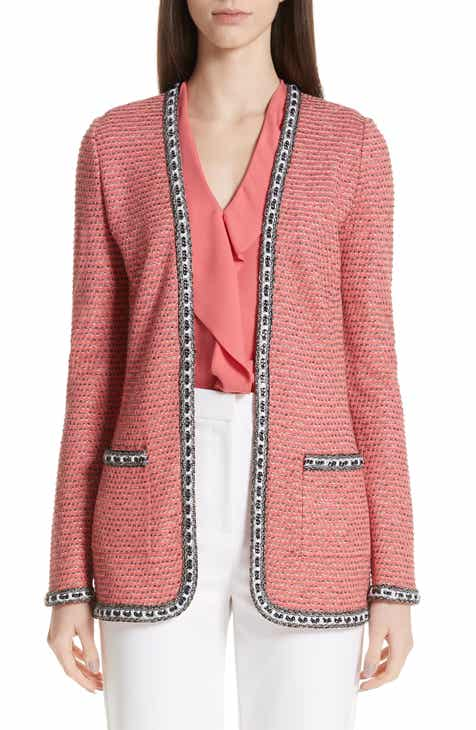 St. John Collection Bibi Sweater Jacket by ST. JOHN COLLECTION