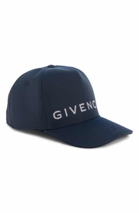 0697892ee05 Givenchy Stripe Logo Ball Cap