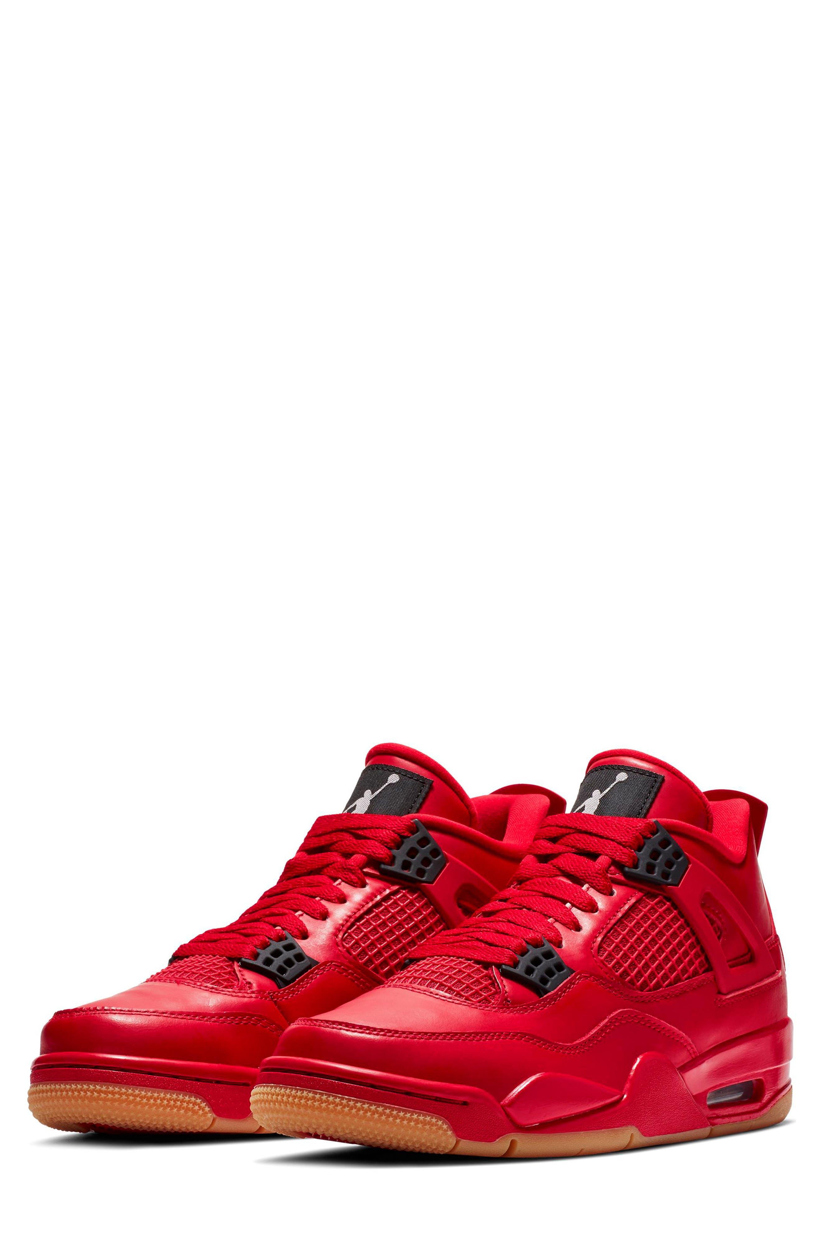 88200897f4d3 ... closeout nike air jordan 4 retro sneaker women 06ea9 70f4b