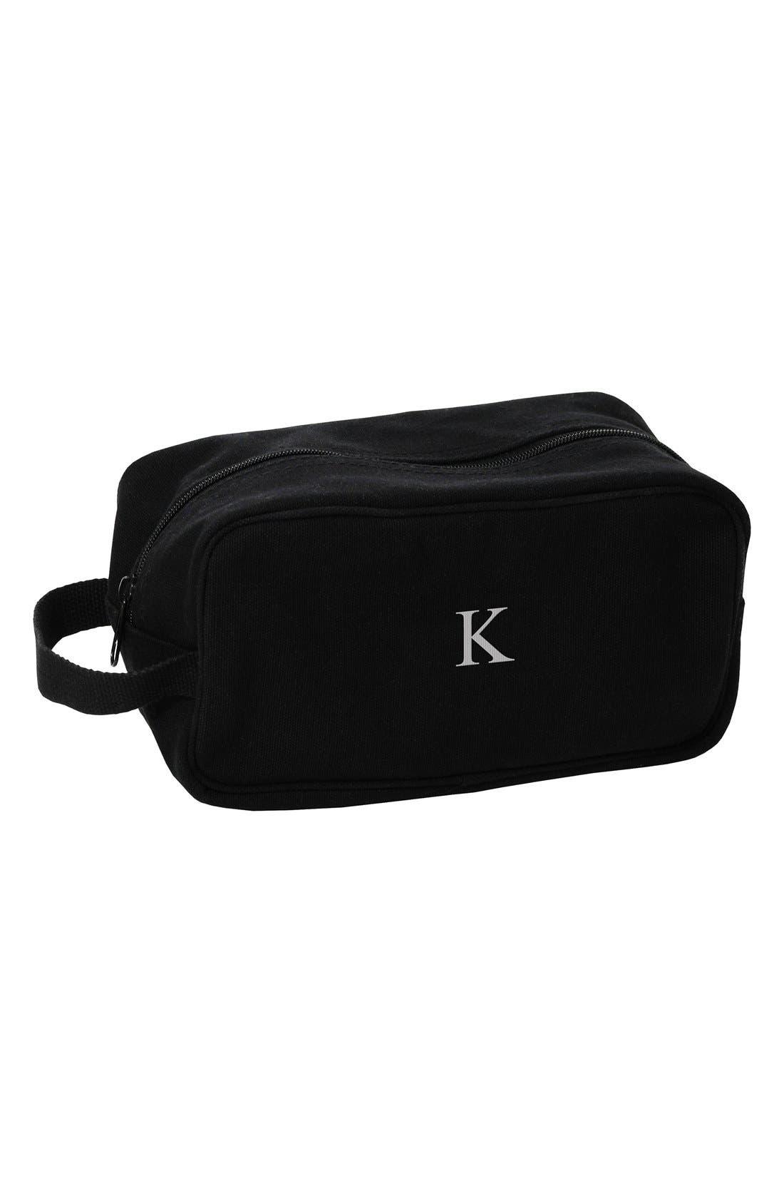 Monogram Canvas Travel Bag,                         Main,                         color, K