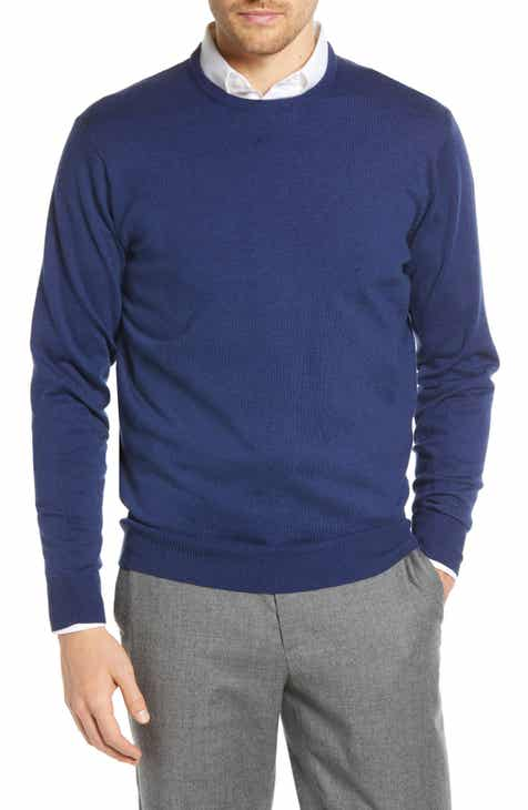 15cab2f188e0 Peter Millar Crown Soft Cotton   Silk Sweater