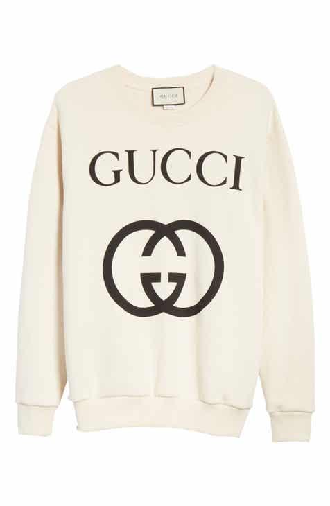 Gucci Logo Sweatshirt 14a91ece58