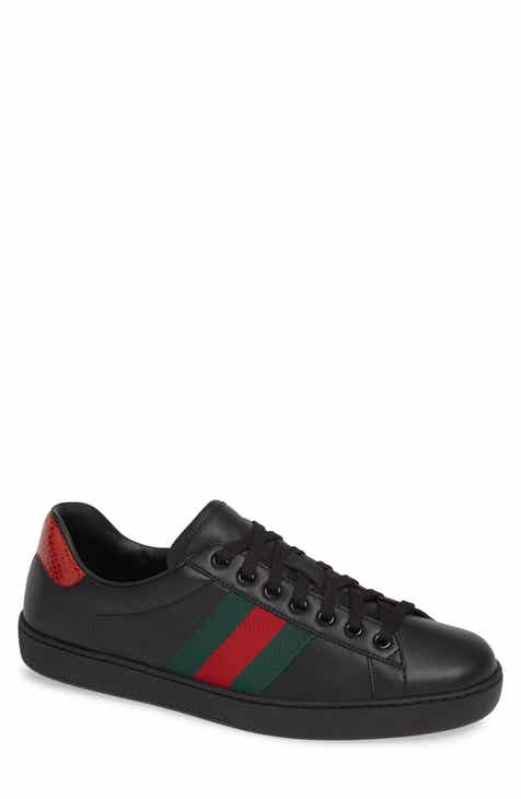 d9d7ca7db56 Gucci New Ace Clean Sneaker (Men)