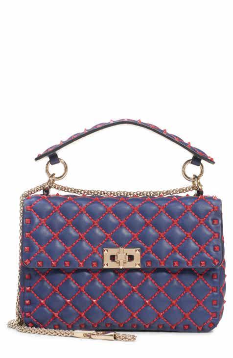 It Leather Shoulder Bag