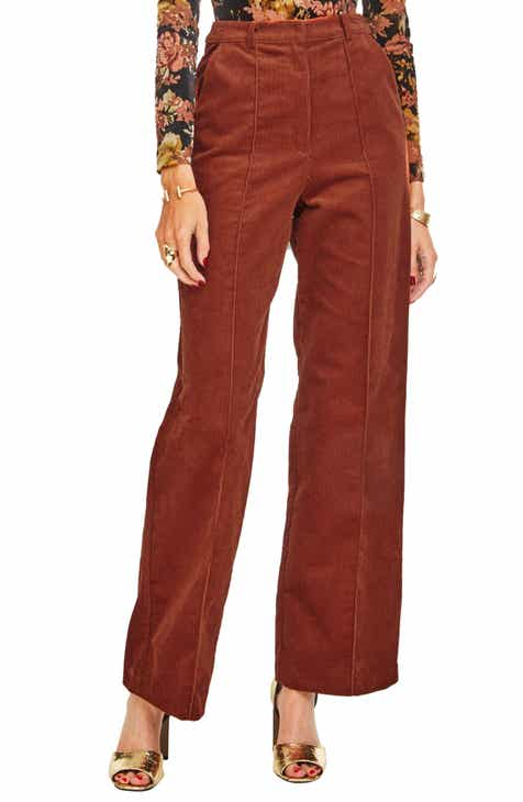 b5dab82588b5 ASTR the Label Wide Leg Corduroy Pants