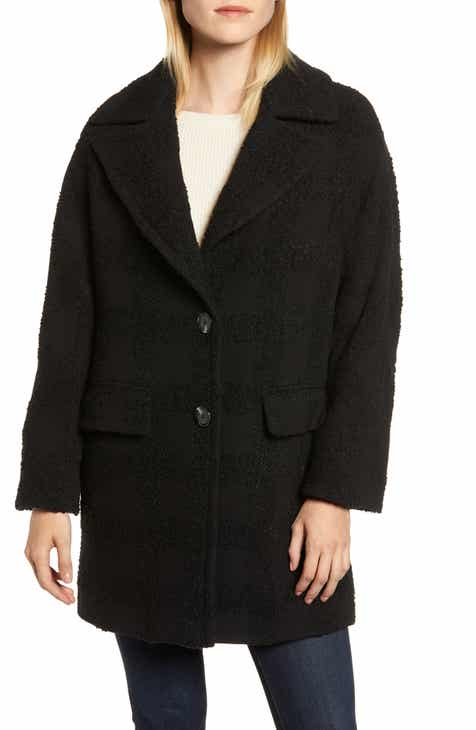 dfa483428647a MICHAEL Michael Kors Oversized Coat (Regular   Petite)