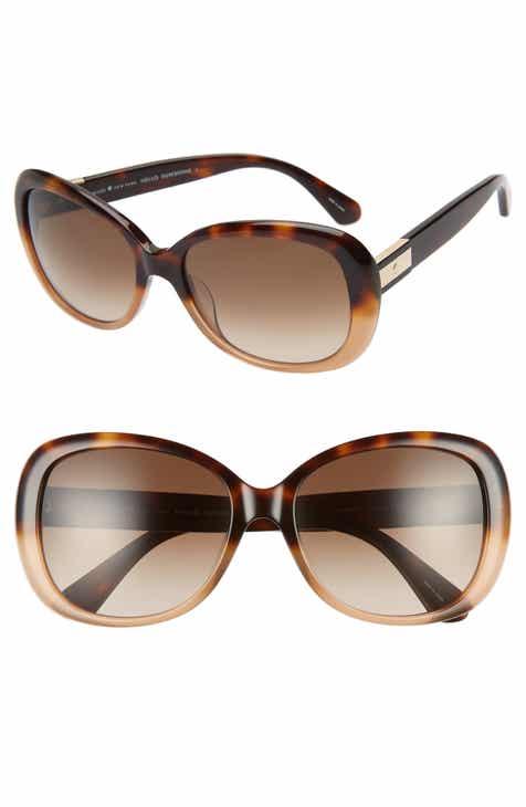 53d9474a9ac kate spade new york judyann 56mm sunglasses