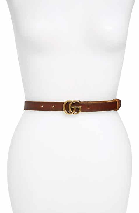Gucci Leather Belt 8480cecc799