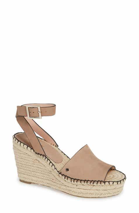 d9f697524047 kate spade new york felipa wedge sandal (women)