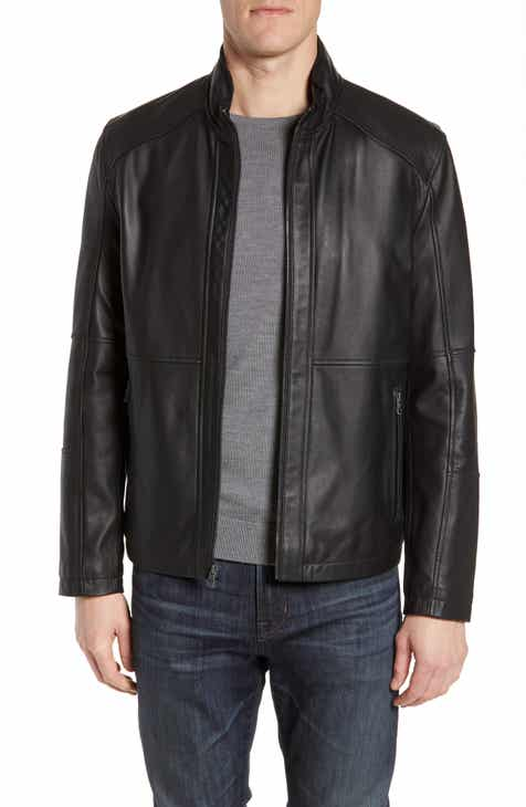 633979d1f Men's Leather (Genuine) Coats & Jackets | Nordstrom