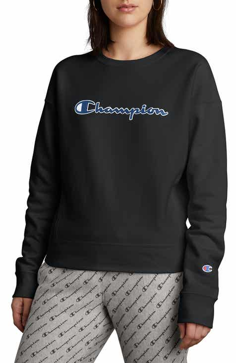 Champion Script Logo Sweatshirt by CHAMPION