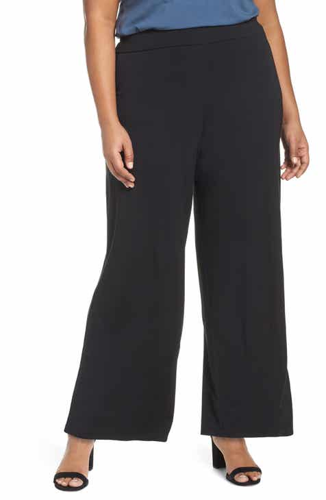 NIC+ZOE Ease Pants (Plus Size) by NIC AND ZOE