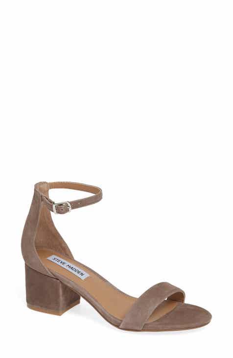 9fc386105753e6 Steve Madden Irenee Ankle Strap Sandal (Women)