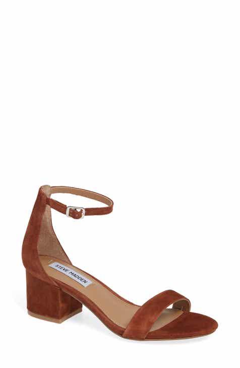 Steve Madden Irenee Ankle Strap Sandal (Women) 9358d7ec0