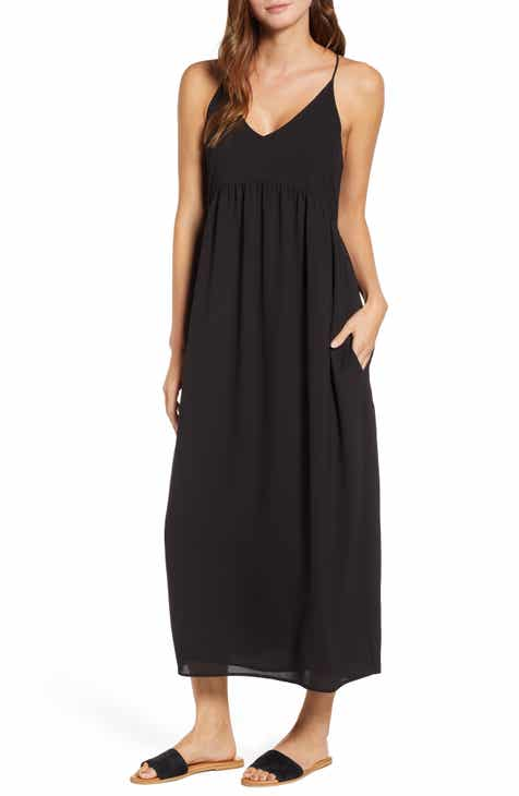Gibson X Hi Sugarplum! Palm Springs Festival Maxi Dress (Regular & Petite) (Nordstrom Exclusive) By GIBSON by GIBSON Savings
