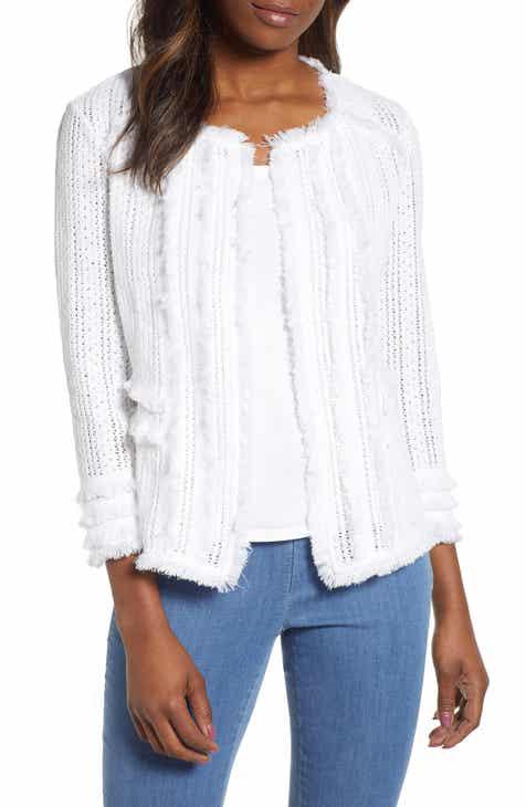 d68ac82259c NIC+ZOE Playful Sweater Jacket (Regular   Petite)