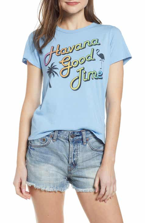 Junk Food Women S Tees Clothing Nordstrom