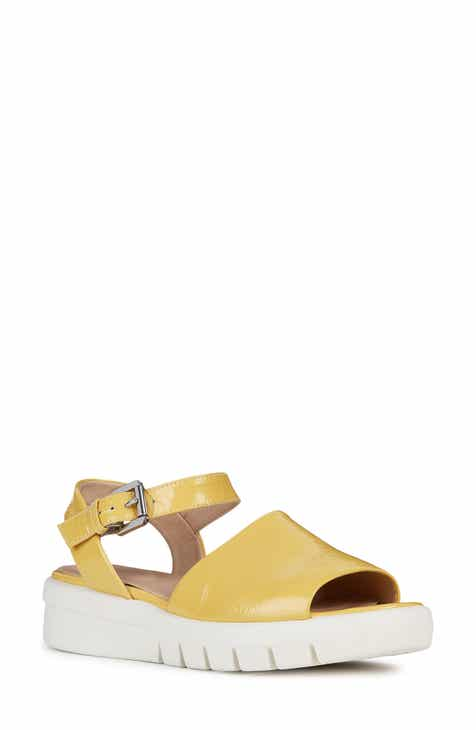 ea8cd78ba9c Geox Wimbley Platform Sandal (Women)