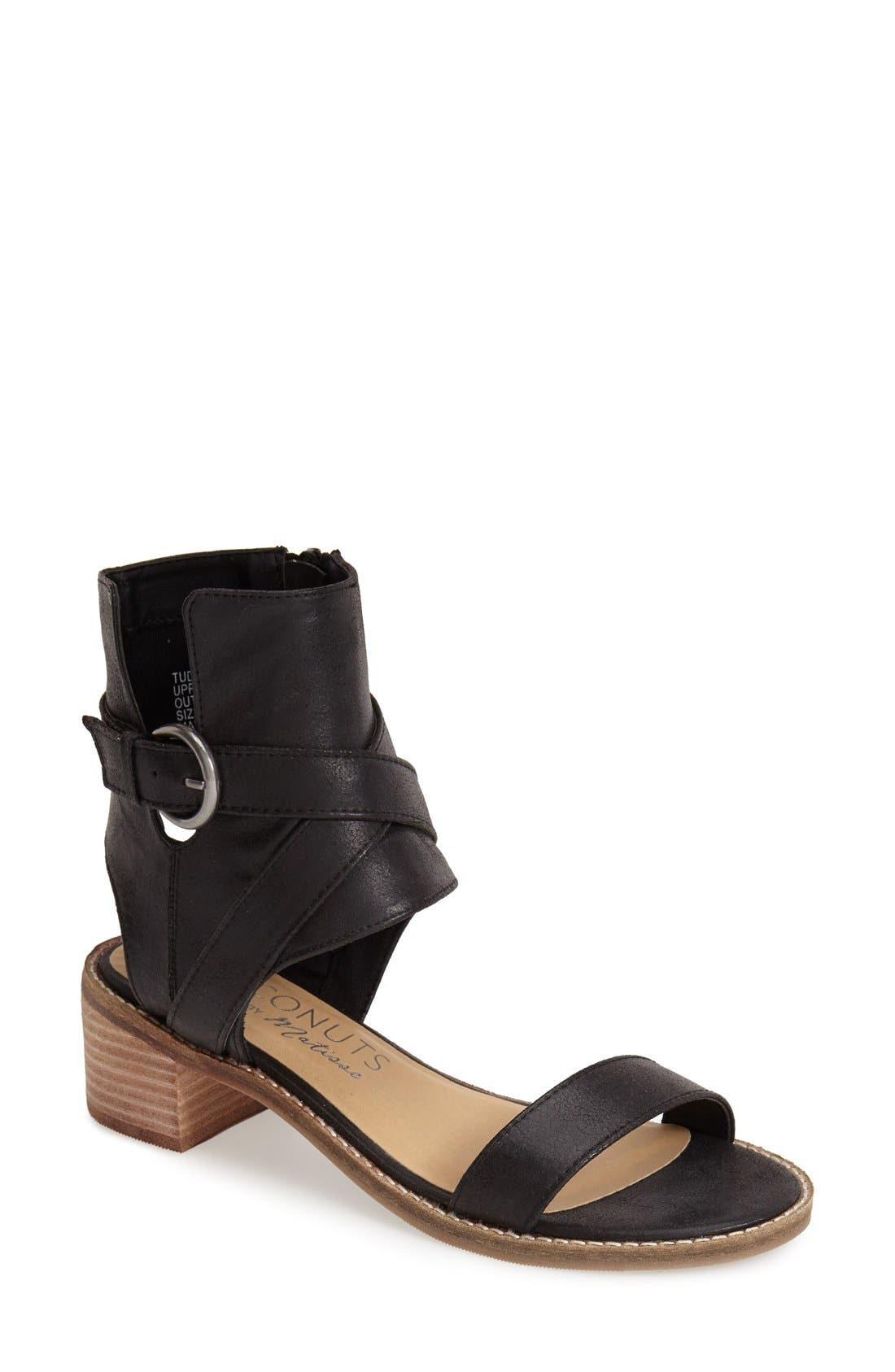 Main Image - Coconuts by Matisse 'Tudor' Ankle Cuff Sandal (Women)