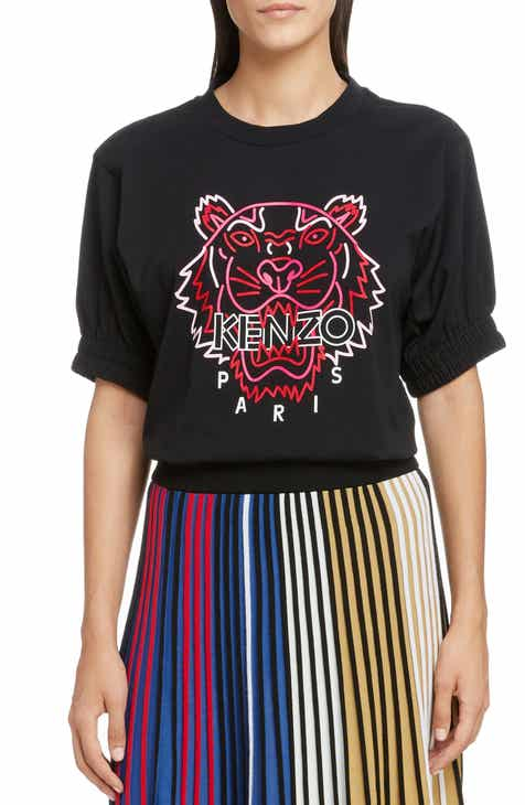 KENZO Comfort Neon Tiger Graphic Tee a6cd64e5f7