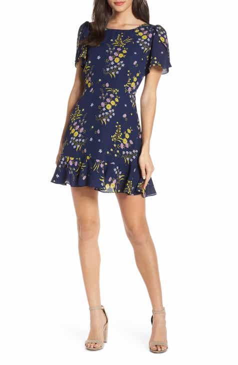 eacb7ac6f6 BB Dakota Weekend Feels Floral Dress