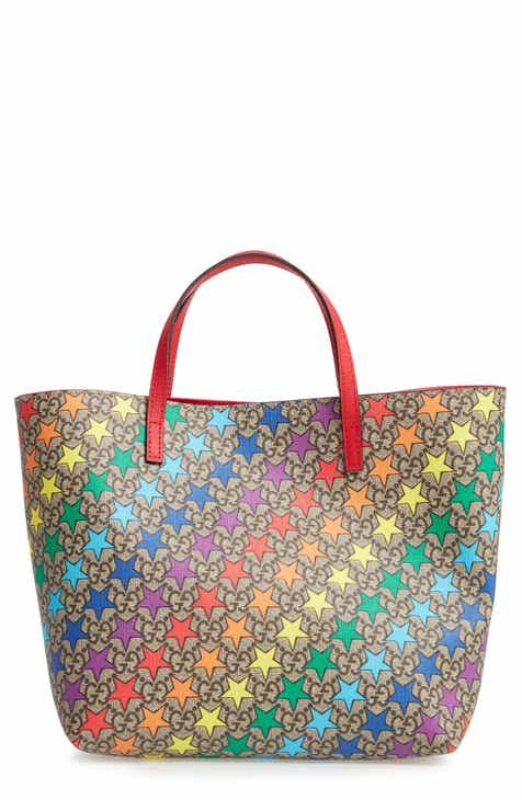 Gucci Star Stripe Handbag (Girls) 39dc6ca9dcfe8