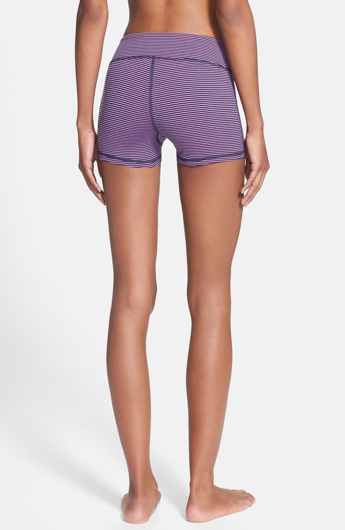 Alternate Image 2  - Zella 'Haute' Compression Shorts