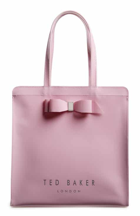 03e84e4e9d8e47 Ted Baker London Large Almacon Bow Detail Icon Tote