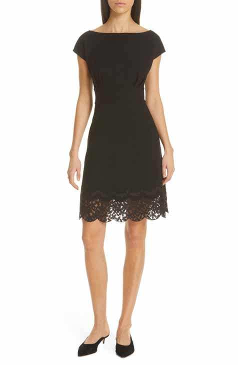 dcfe805b5b3 kate spade new york fiorella lace trim dress