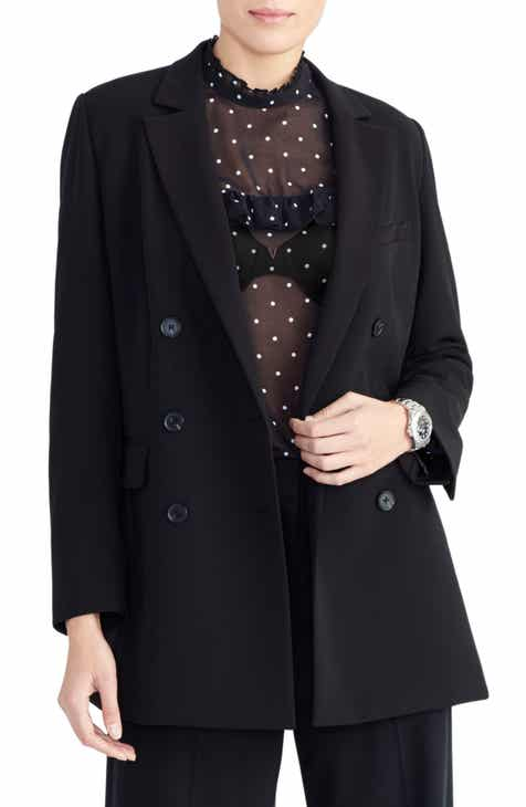 4a276dd30a9 Rachel Roy Collection Double Breasted Blazer