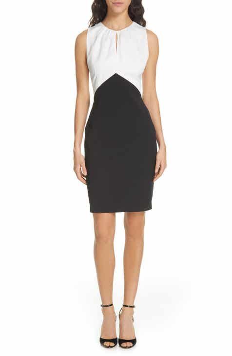 Ted Baker London Zamelid Mock 2-Piece Sheath Dress