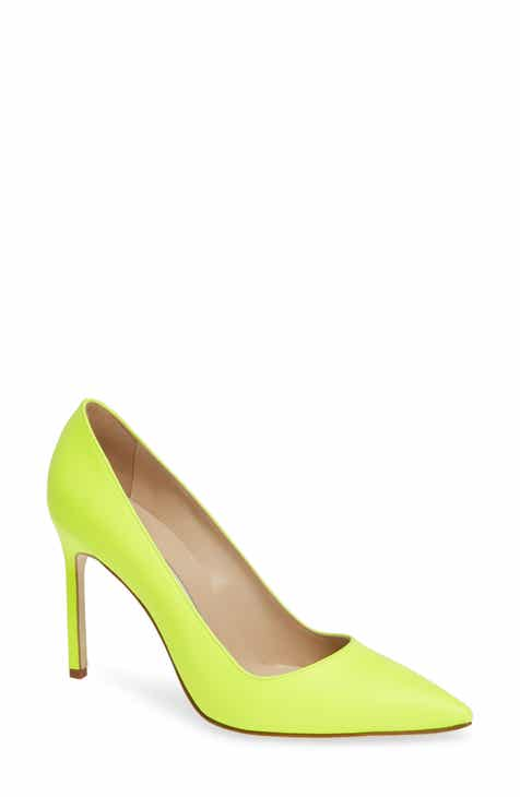 1802e1108 Manolo Blahnik  BB  Pointy Toe Pump (Women)