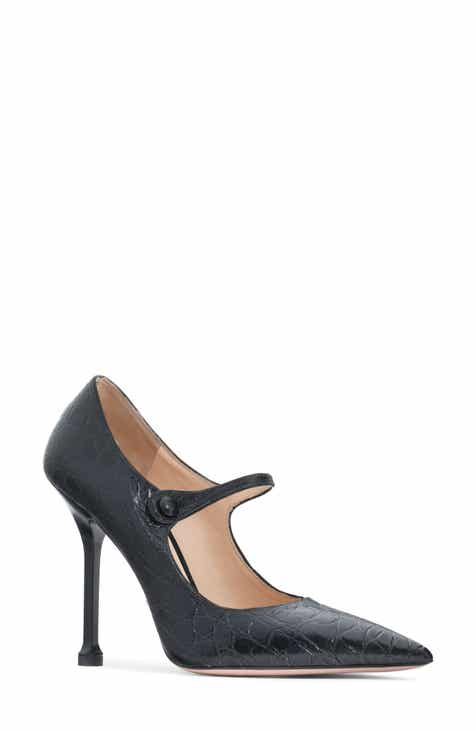 b09d36bf4d7 Prada Pin Heel Mary Jane Pump (Women)