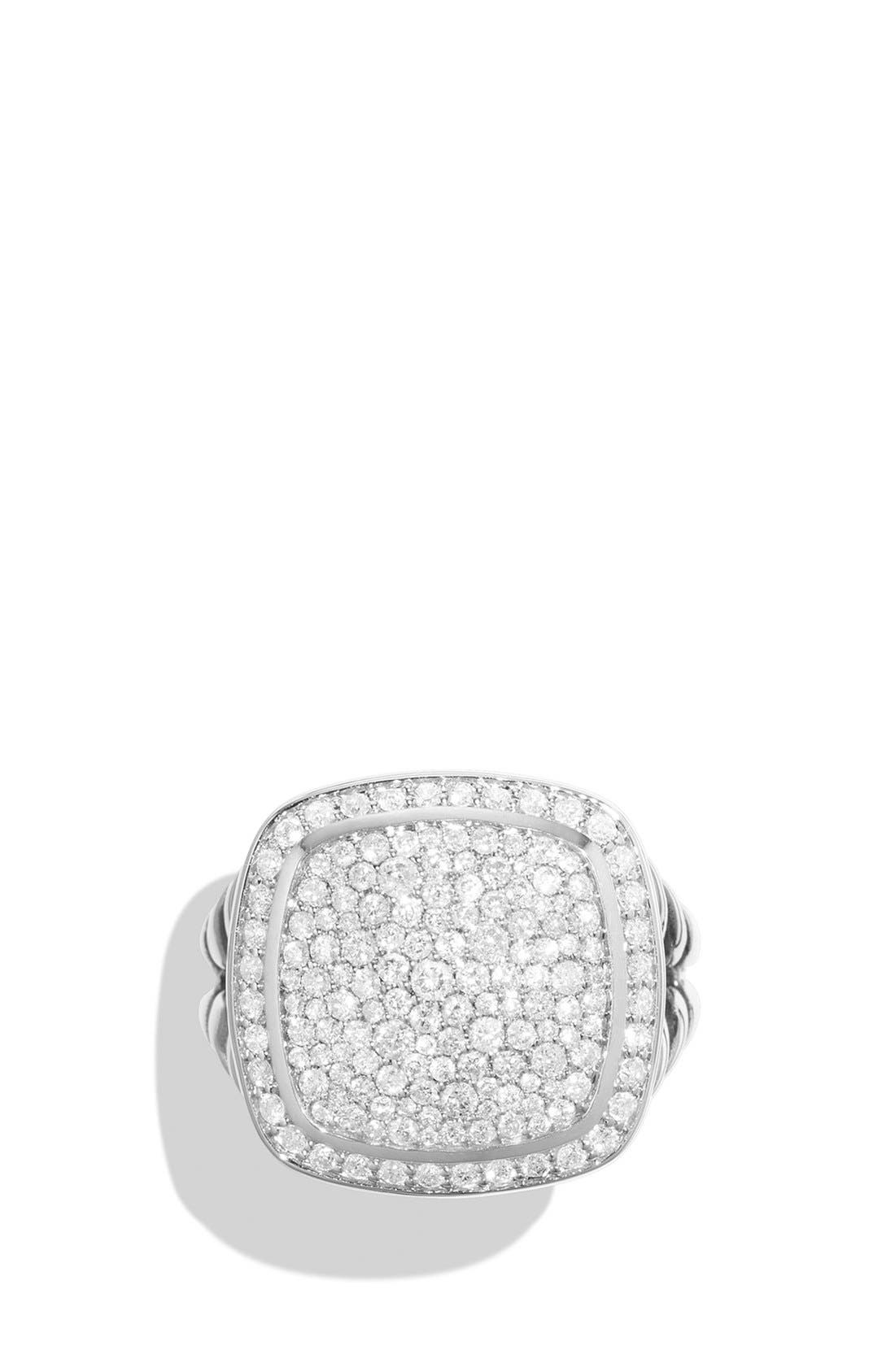 Alternate Image 2  - David Yurman 'Albion' Ring with Diamonds